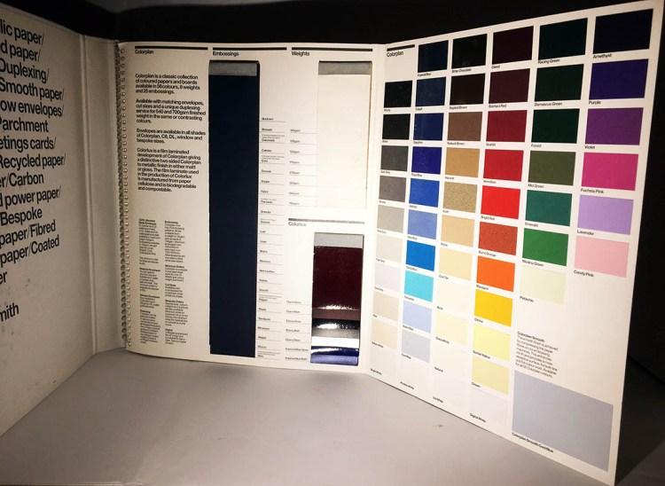 Luxury Papers Range