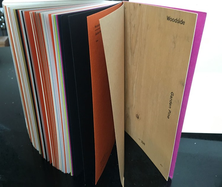 Types of Paper for printed brochures