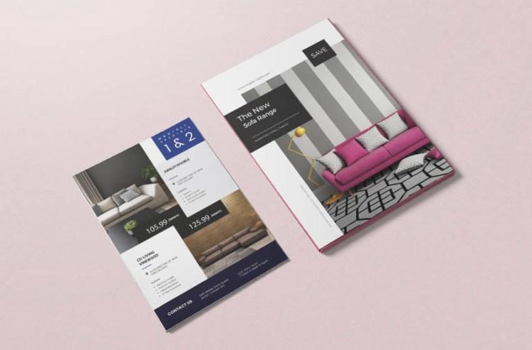 Bespoke Presentation Folders Printing