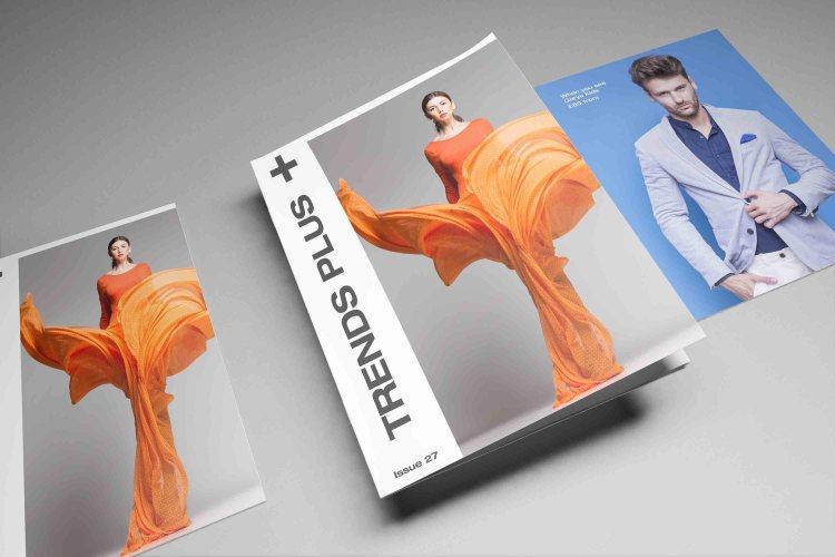 Colour Brochure Printing A4 A5 Portrait Landscape