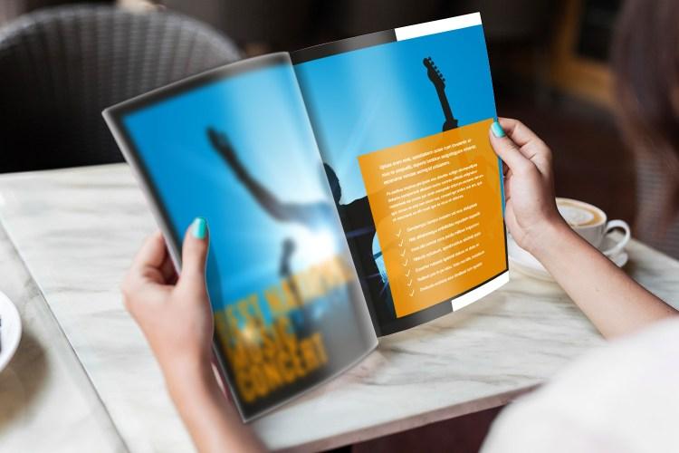 Portrait Brochures | Portrait Brochure Printing