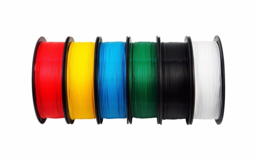 The most trusted 3d printers and 3d filaments provider around the globe