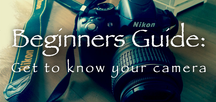How to use a DSLR Camera
