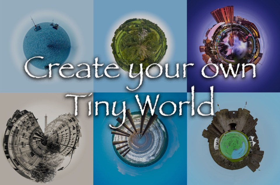 Create Your Own Tiny World