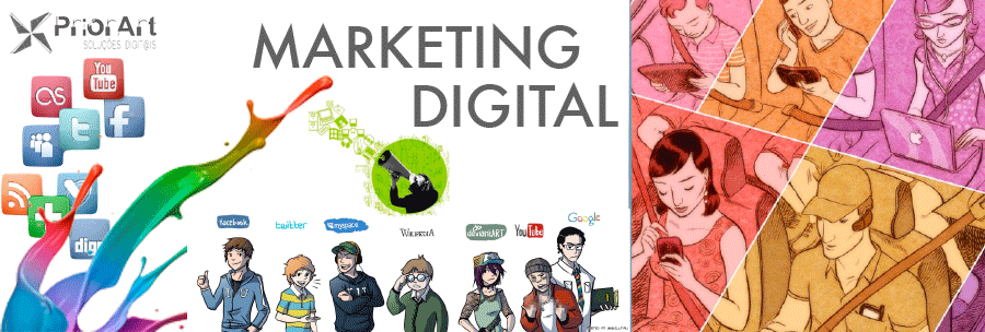 O que é Marketing Digital?