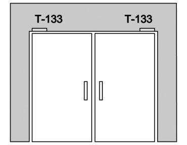Верхняя ось T-133 SSS чертеж 3