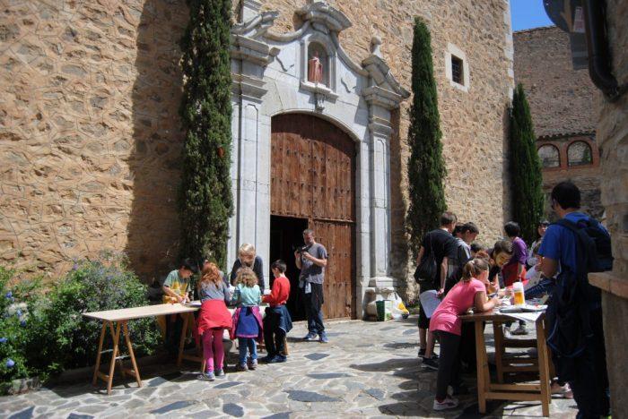 Activitats de Coneguem el Priorat a La Vilella Alta (1a edició). Júlia Viejobueno/Prioritat