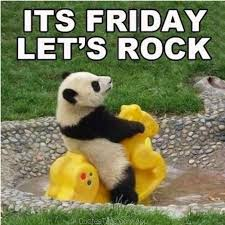 Weekend_Its Friday_Lets rock