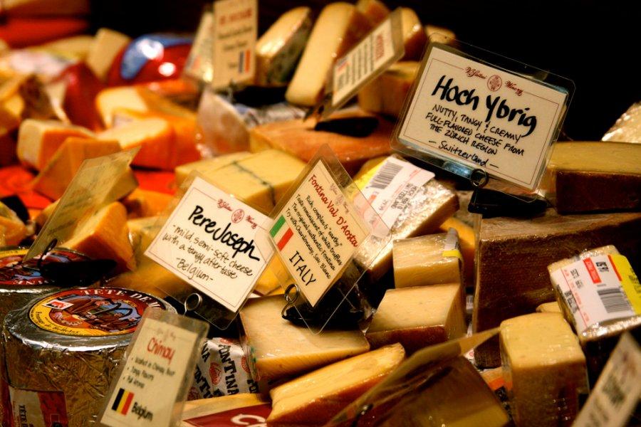 V. Sattui Deli Cheese Selection