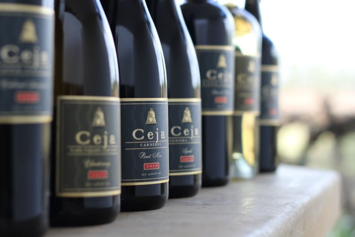 Ceja Wine Bottles 1920px
