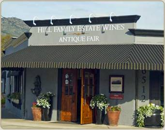 hill family winery