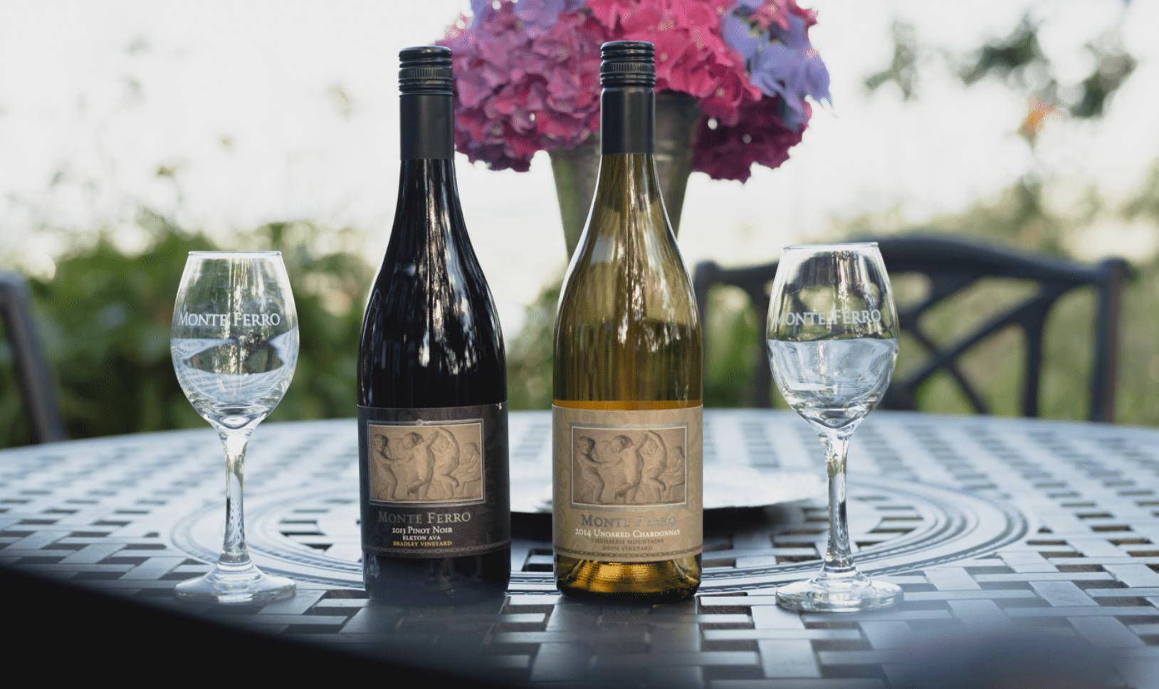 Monte Ferro Wines