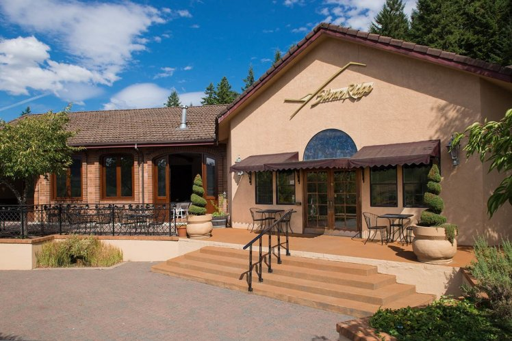 Winery Front