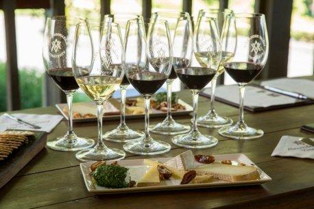 AVV Wine and Cheese pairing