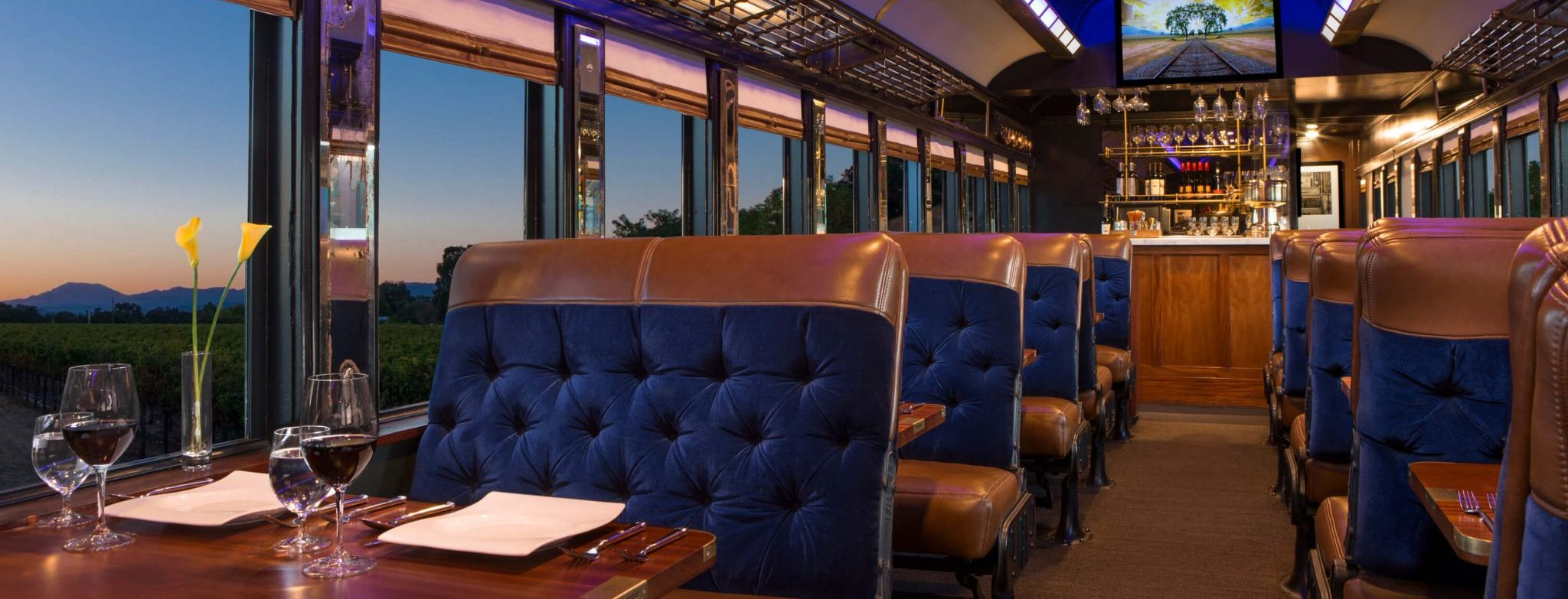 The Best Napa Valley Wine Train Experiences