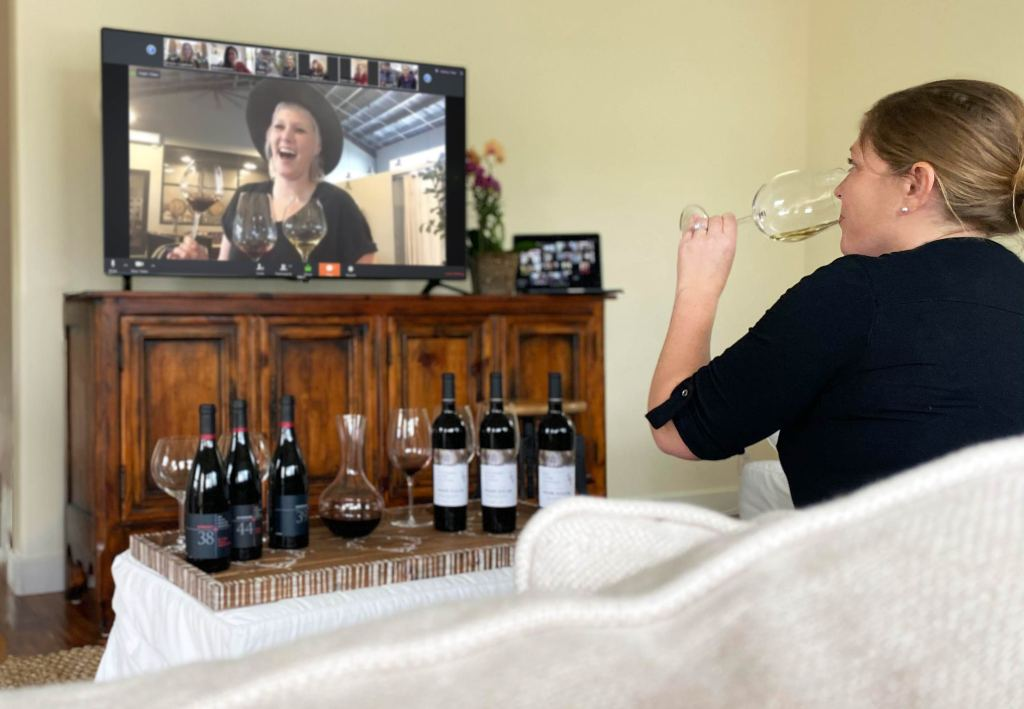 Enjoy world-class wine from the comfort of home