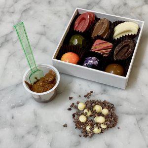 Kollar virtual chocolate tasting experience