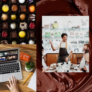 Kollar Chocolates virtual tasting experience