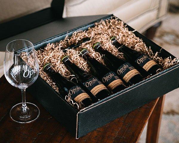 Opolo wine tasting kit