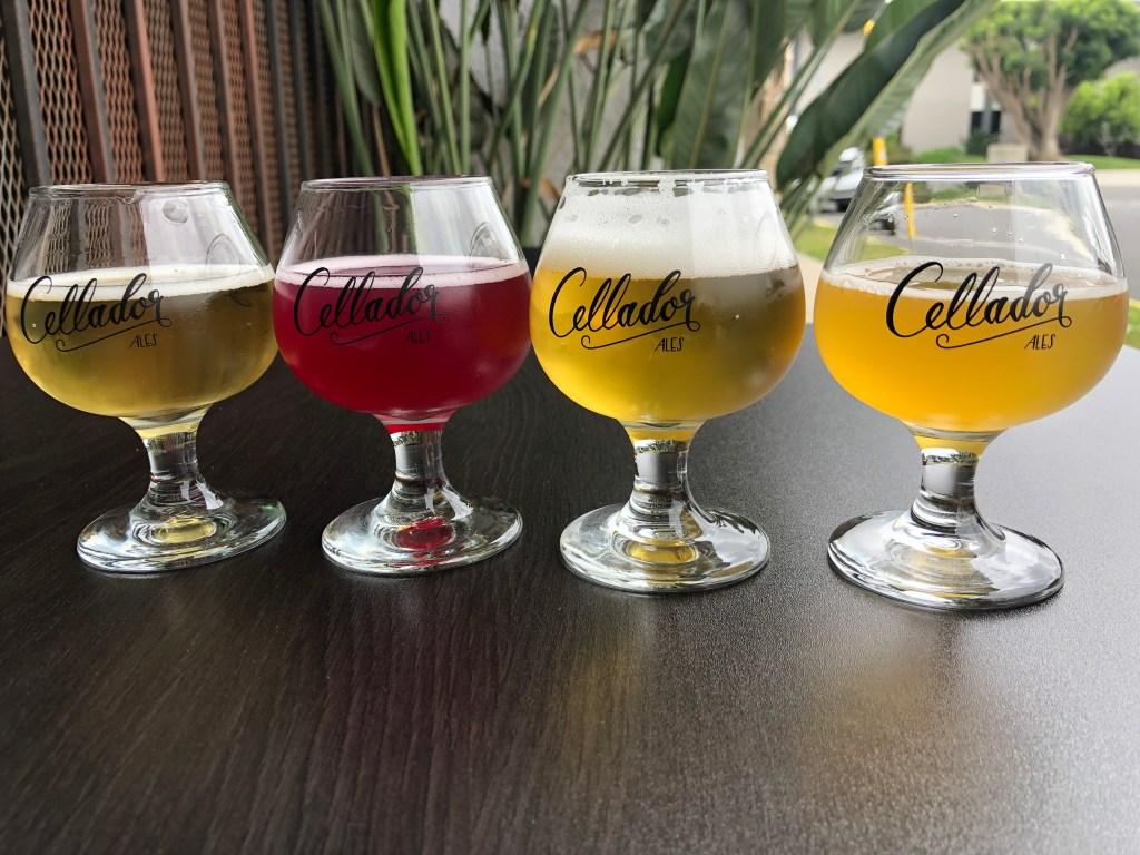 Virtual Beer Tasting Filght