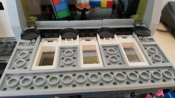 LEGO Parisian Restaurant: An intricate and entertaining build