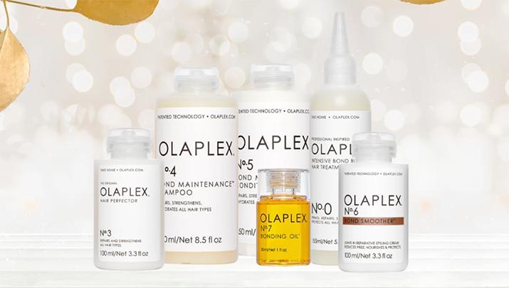 Olaplex bottles