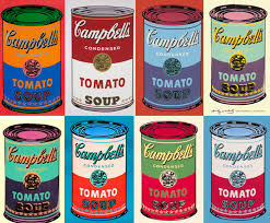 Andy Warhol and his muse: The Campbell Soup Can | Andy warhol pop ...