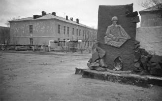 Памятник на 35-й площадке