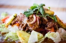 Erawan Bangkok - Beef Salad