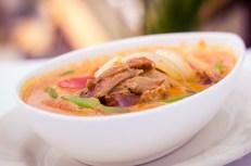Thailanding On Alki - Roast Duck Curry