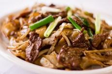 Yang's Noodle - Beef Chowfun