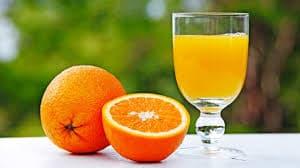 Cedjeni sok od pomorandze