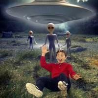 As experiências com Extraterrestres…
