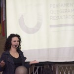 Palestra na Faculdade Itaquá - Priscila Guskuma