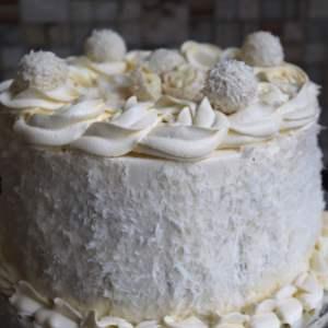 imagem bolo rafaello
