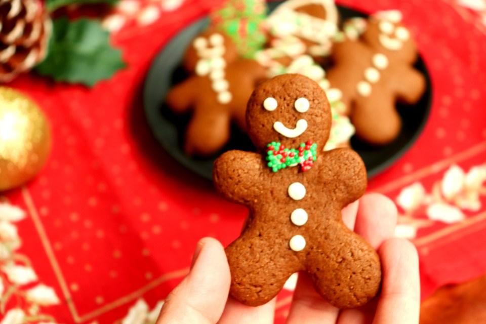 imagem biscoito gingerbread
