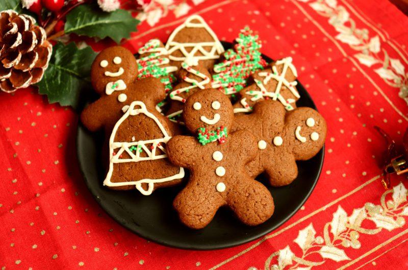 Biscoito de gengibre (Gingerbread)
