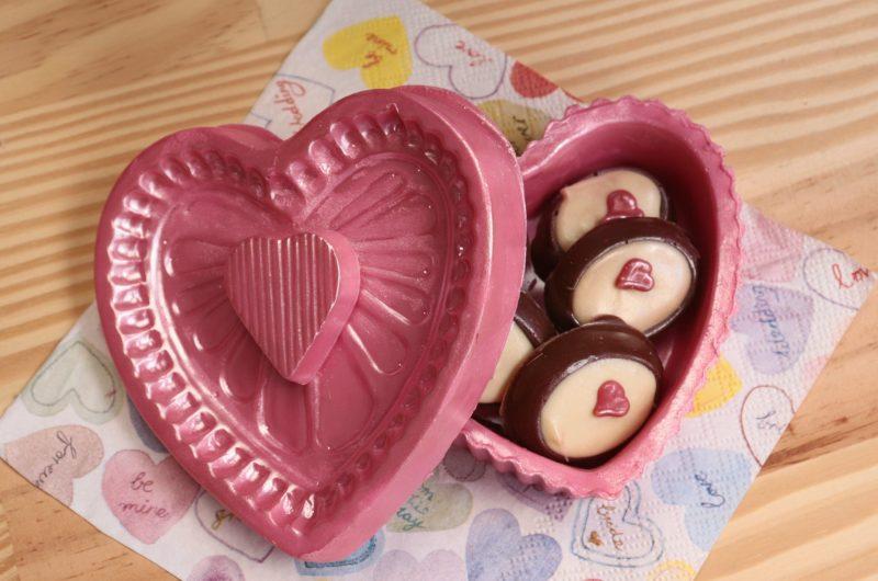Porta Joias de Chocolate