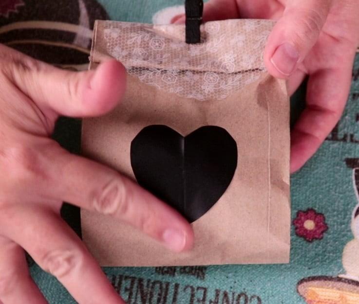 embalagem para cookies artesanal