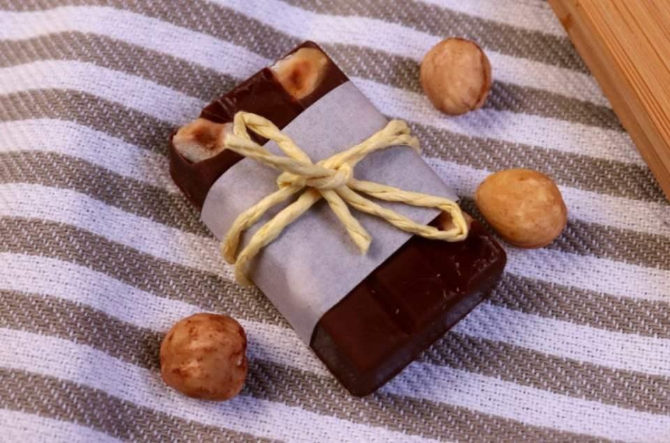 imagem tablete de chocolate