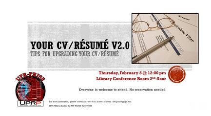 Your CV Resume 2.0
