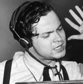 Orson Welles, actor, productor, guionista