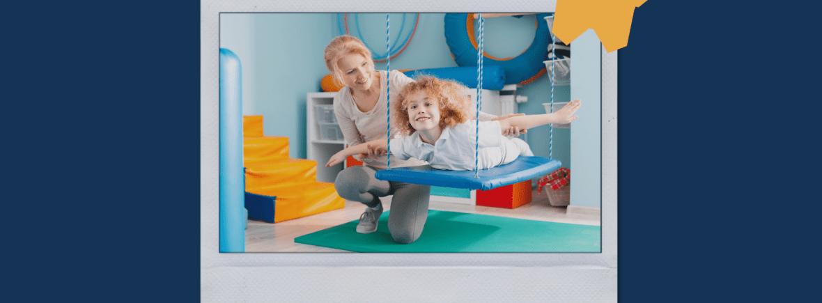 Terapia Ocupacional com Integração Sensorial