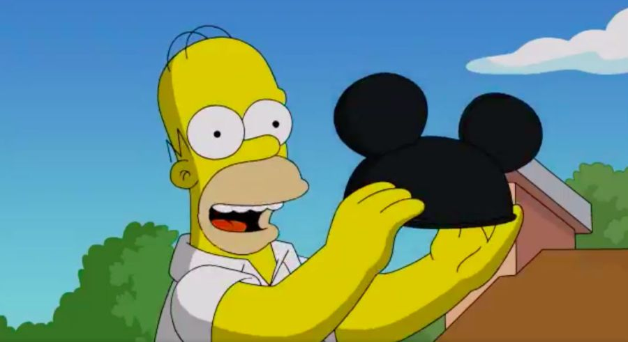 Los Simpsons estarán en Disney+