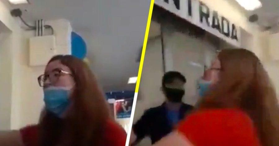 #Lady3Pesos reaparece para pedir disculpas por su video viral
