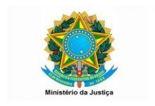 ministerio justiça