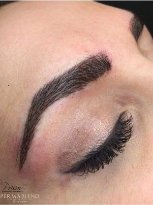 Combination Eyebrow