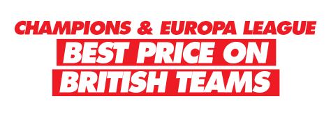 Best Price on Champions League and Europa League - Sun Bets