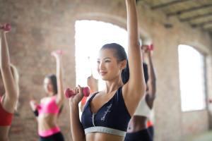 Fitness Health and Aesthetics