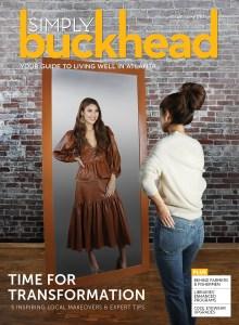 Simply Buckhead Magazine Cover